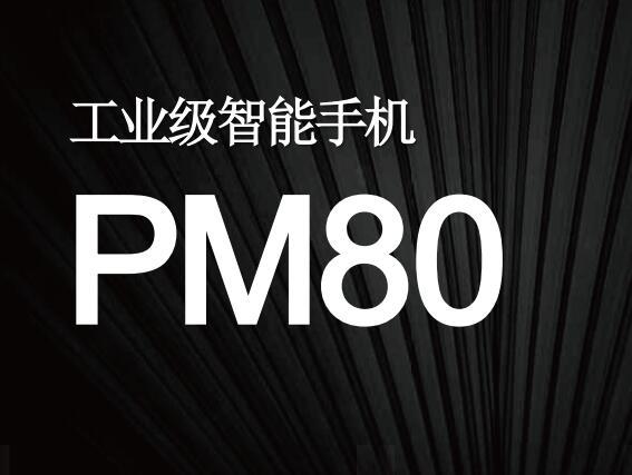 工业级智能手机PM80